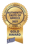 AUTHENTIC TASTE OF GREECE 2021 500x500